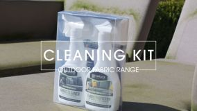 Maze Lounge - Outdoor Fabric Furniture Cleaning & Protector Kit For Outdoor Fabric