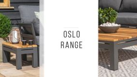 Maze - Oslo Chaise Sofa Set
