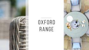 Maze Rattan - Oxford 6 Seat Round Bar Set - With Ice Bucket