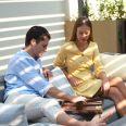 Maze Lounge - Outdoor Fabric Large Apollo Corner Sofa Group - Flanelle