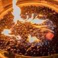 Maze - Square Gas Fire Pit - Charcoal
