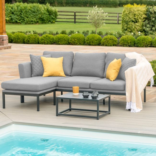 Maze Lounge - Outdoor Fabric Pulse Sofa Set