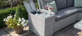 Maze Rattan - Ascot Ice Bucket Side Table