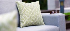 Maze Lounge - Outdoor Fabric Ethos 2 Seat Sofa Set - Lead Chine