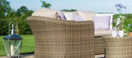 Maze Rattan - Winchester 2 Seat Sofa Set
