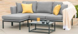 Maze Lounge - Outdoor Fabric Pulse Sofa Set - Flanelle
