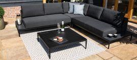 Maze Lounge - Eve Corner Group - Charcoal