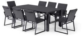 Maze - Manhattan 8 Seat Rectangular Dining Set