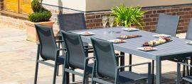 Maze - New York 8 Seat Rectangular Dining Set