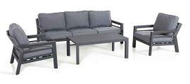 Maze - New York 3 Seat Sofa Set