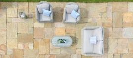 Maze Rattan - Oxford 2 Seat Sofa Set
