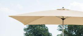 Maze Rattan - 3m x 2m Rectangular Parasol - Beige