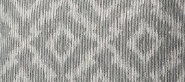 Maze - Pair of Outdoor Scatter Cushion - Santorini Grey