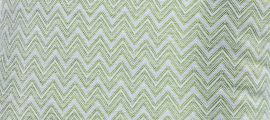 Maze Lounge - Pair of Outdoor Scatter Cushion - Polines Green