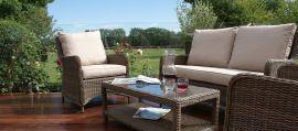 Maze Rattan - Winchester Heritage Square Sofa Set