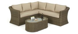 Maze Rattan - Winchester Small Corner Group