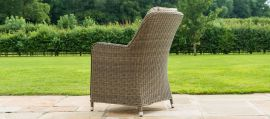 Maze Rattan - Winchester - Venice 4 Seat Round Dining Set