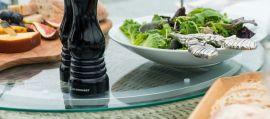 Maze Rattan - Winchester - Heritage 8 Seat Round Dining Set - Ice Bucket & Lazy Susan
