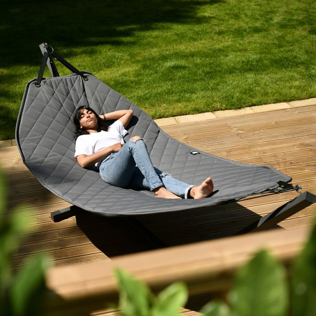 Extreme Lounging - Outdoor Hammock - Grey
