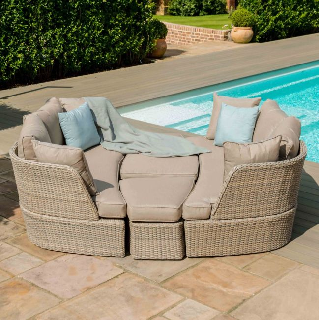 Maze Rattan - Cotswold Daybed