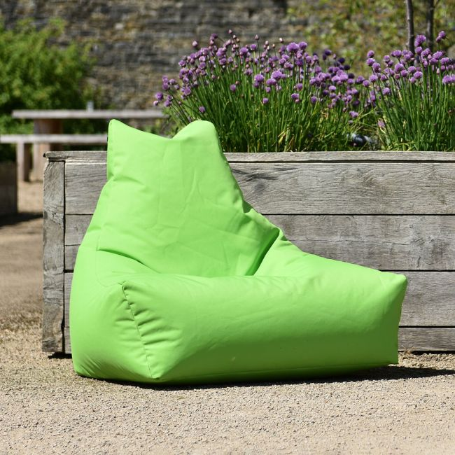 Extreme Lounging - Outdoor Mighty Bean Bag - Lime