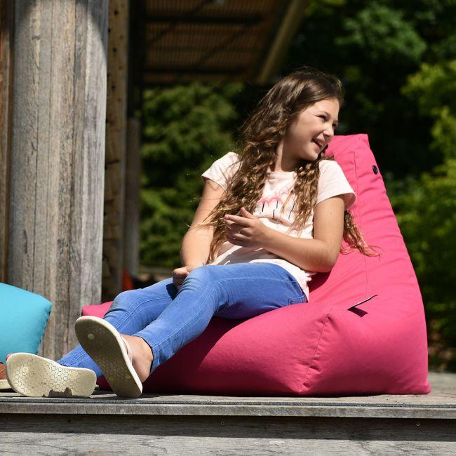 Extreme Lounging - Outdoor Mini Bean Bag - Pink