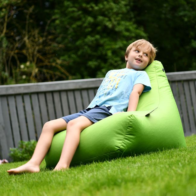 Extreme Lounging - Outdoor Mini Bean Bag - Lime