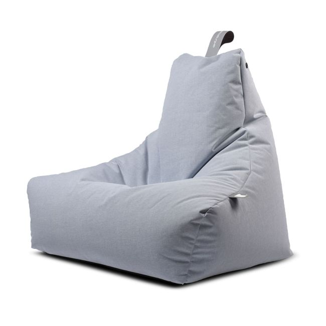 Extreme Lounging - Mighty Pastel Bean Bag - Pastel Blue
