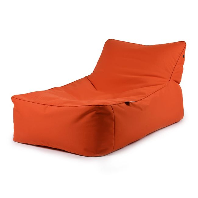 Extreme Lounging - Outdoor Bean Bed - Orange