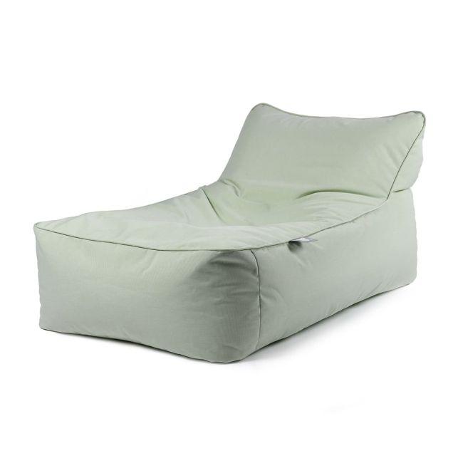 Extreme Lounging - Pastel Bean Bed - Pastel Green