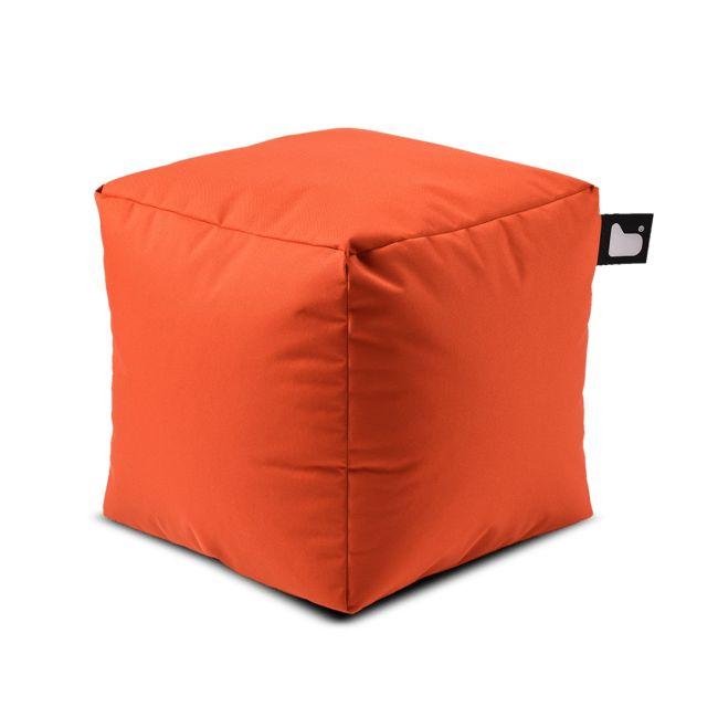 Extreme Lounging - Outdoor Bean Box - Orange