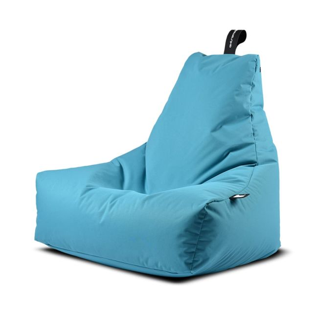 Extreme Lounging - Outdoor Mighty Bean Bag - Aqua