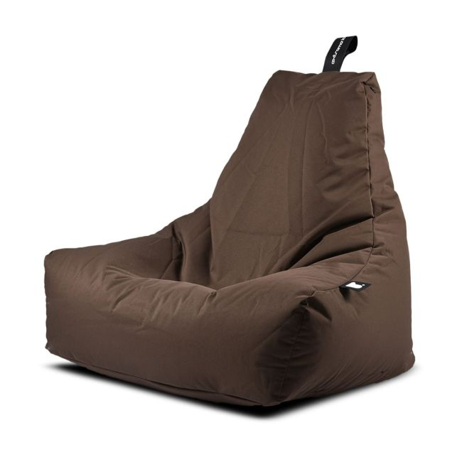Extreme Lounging - Outdoor Mighty Bean Bag - Brown