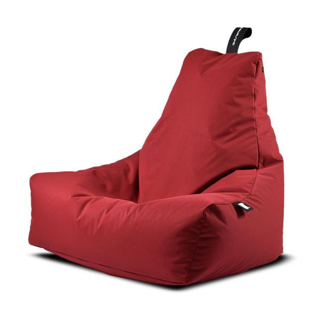 Extreme Lounging - Outdoor Mighty Bean Bag - Red
