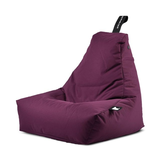 Extreme Lounging - Outdoor Mini Bean Bag - Berry