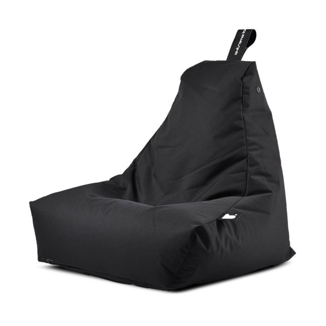 Extreme Lounging - Outdoor Mini Bean Bag - Black