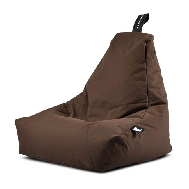 Extreme Lounging - Outdoor Mini Bean Bag - Brown