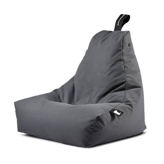 Extreme Lounging - Outdoor Mini Bean Bag - Grey