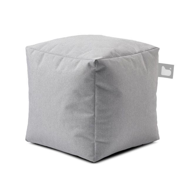 Extreme Lounging - Pastel Bean Box - Pastel Grey
