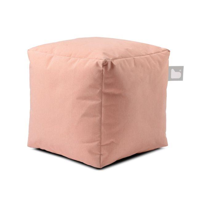 Extreme Lounging - Pastel Bean Box - Pastel Orange