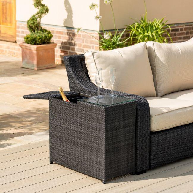 Maze Rattan - Ice Bucket Side Table