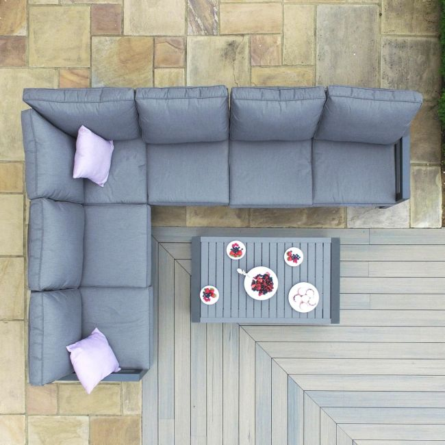 Maze - New York Corner Sofa Set