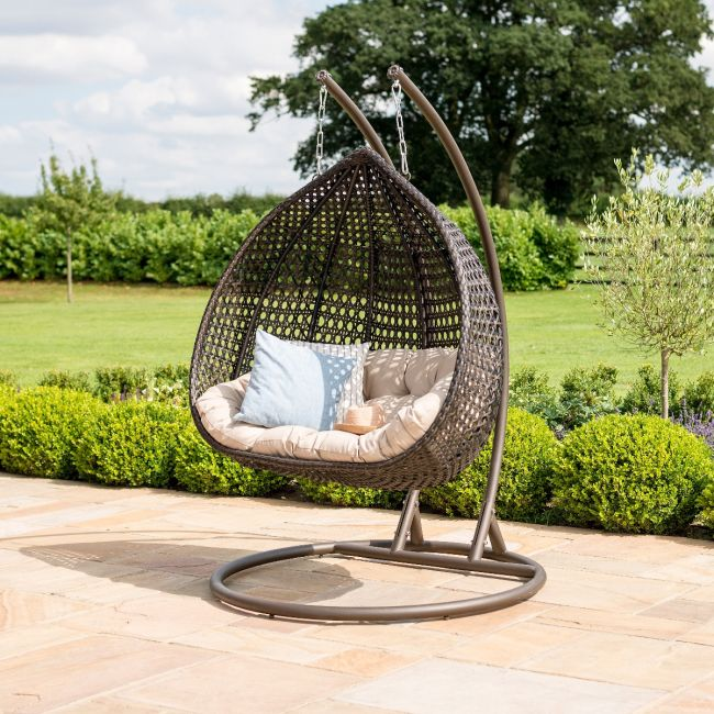 Maze Rattan - Rose Hanging Chair
