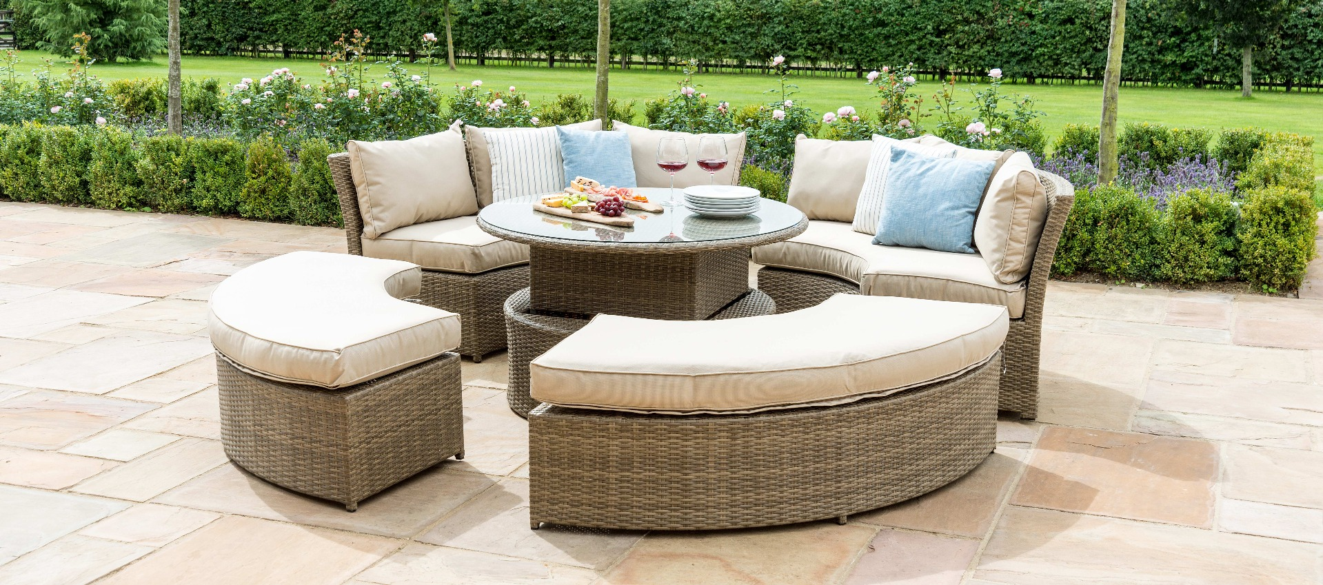 Maze Rattan - Chelsea Lifestyle Suite - Tuscany